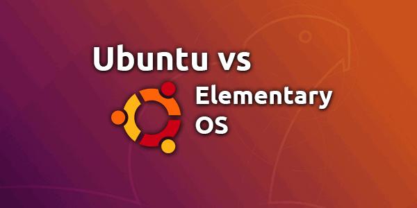 Elementary OS vs Ubuntu